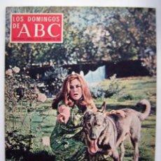 Cine: EMMA PENELLA. REVISTA ABC. AÑO 1969.. Lote 134133210