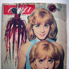Cine: PILI Y MILI, CONCHITA PIQUER. REVISTA ABC. AÑO 1969.. Lote 134133478