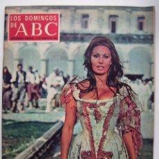 Cinema: SOFÍA LOREN. REVISTA ABC. AÑO 1969.. Lote 134133778