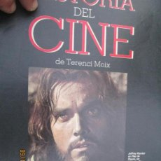 Cine: LA GRAN HISTORIA DEL CINE - TERENCI MOIX - CAPÍTULO 4. Lote 134283930