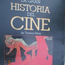 Cine: LA GRAN HISTORIA DEL CINE - TERENCI MOIX - CAPÍTULO 8. Lote 134284534