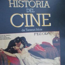 Cine: LA GRAN HISTORIA DEL CINE - TERENCI MOIX - CAPÍTULO 9. Lote 134284658