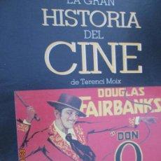 Cine: LA GRAN HISTORIA DEL CINE - TERENCI MOIX - CAPÍTULO 10. Lote 134285978