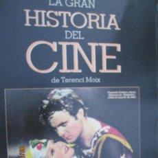 Cine: LA GRAN HISTORIA DEL CINE - TERENCI MOIX - CAPÍTULO 16. Lote 134301594