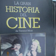 Cine: LA GRAN HISTORIA DEL CINE - TERENCI MOIX - CAPÍTULO 17. Lote 134301706