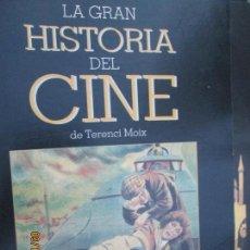 Cine: LA GRAN HISTORIA DEL CINE - TERENCI MOIX - CAPÍTULO 18. Lote 134301790