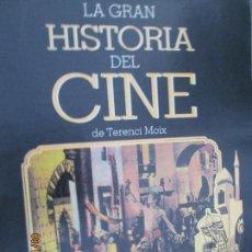 Cine: LA GRAN HISTORIA DEL CINE - TERENCI MOIX - CAPÍTULO 19. Lote 134302090