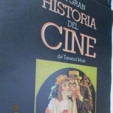 Cine: LA GRAN HISTORIA DEL CINE - TERENCI MOIX - CAPÍTULO 24. Lote 134302570