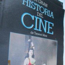 Cine: LA GRAN HISTORIA DEL CINE - TERENCI MOIX - CAPÍTULO 26. Lote 134302886