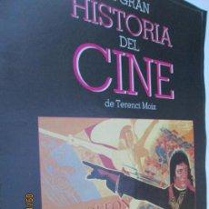 Cine: LA GRAN HISTORIA DEL CINE - TERENCI MOIX - CAPÍTULO 30. Lote 134303410