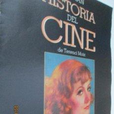 Cine: LA GRAN HISTORIA DEL CINE - TERENCI MOIX - CAPÍTULO 41. Lote 134305382