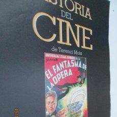 Cine: LA GRAN HISTORIA DEL CINE - TERENCI MOIX - CAPÍTULO 42. Lote 134305586