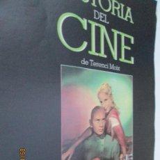 Cine: LA GRAN HISTORIA DEL CINE - TERENCI MOIX - CAPÍTULO 43. Lote 134305690