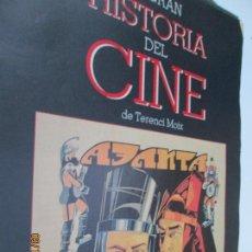 Cine: LA GRAN HISTORIA DEL CINE - TERENCI MOIX - CAPÍTULO 44. Lote 134306042