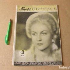 Cine: REVISTA NUEVO CINEMA. AÑO I, Nº 2. JUNIO DE 1938.. Lote 134306718