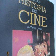 Cine: LA GRAN HISTORIA DEL CINE - TERENCI MOIX - CAPÍTULO 53. Lote 134307206