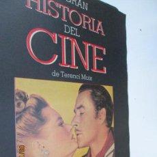 Cine: LA GRAN HISTORIA DEL CINE - TERENCI MOIX - CAPÍTULO 57. Lote 134307634
