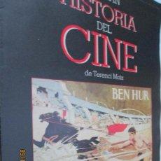 Cine: LA GRAN HISTORIA DEL CINE - TERENCI MOIX - CAPÍTULO 34. Lote 134308310