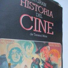 Cine: LA GRAN HISTORIA DEL CINE - TERENCI MOIX - CAPÍTULO 63. Lote 134308802