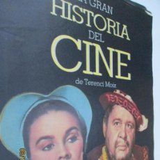 Cinema: LA GRAN HISTORIA DEL CINE - TERENCI MOIX - CAPÍTULO 65. Lote 134308962