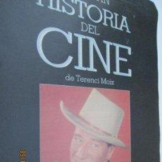 Cine: LA GRAN HISTORIA DEL CINE - TERENCI MOIX - CAPÍTULO 70. Lote 134309518