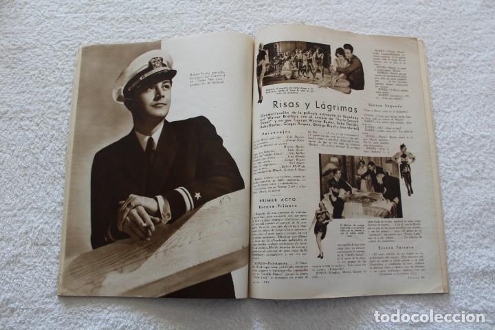 Cine: REVISTA CINE MUNDIAL. VOL XVIII Nº 6 JUNIO 1933 - PORTADA KAY FRANCIS - Foto 6 - 152132397