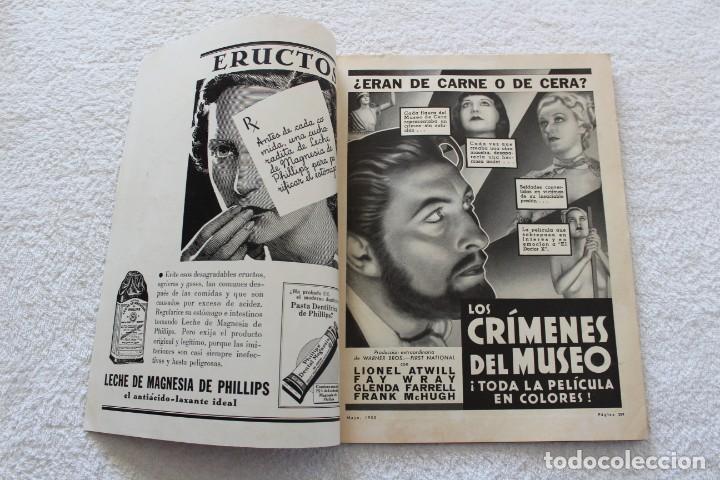 Cine: REVISTA CINE MUNDIAL. VOL XVIII Nº 5 MAYO 1933 - PORTADA BARBARA STANWYCK - Foto 3 - 134317662