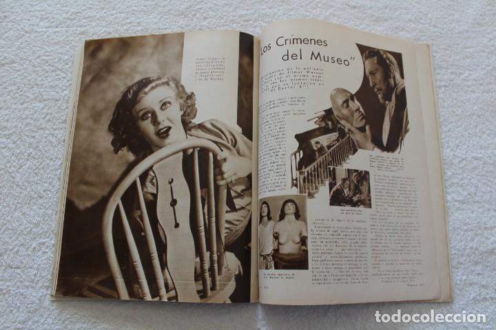 Cine: REVISTA CINE MUNDIAL. VOL XVIII Nº 5 MAYO 1933 - PORTADA BARBARA STANWYCK - Foto 5 - 134317662