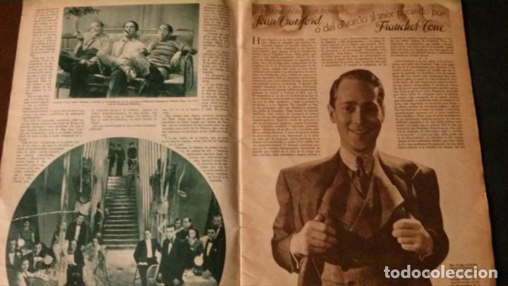 Cine: REVISTA CINEGRAMAS Nº 34-1935-MADELEINE CARROLL-DOLORES DEL RIO - Foto 3 - 134440910