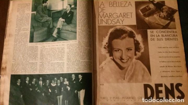 Cine: REVISTA CINEGRAMAS Nº 34-1935-MADELEINE CARROLL-DOLORES DEL RIO - Foto 6 - 134440910