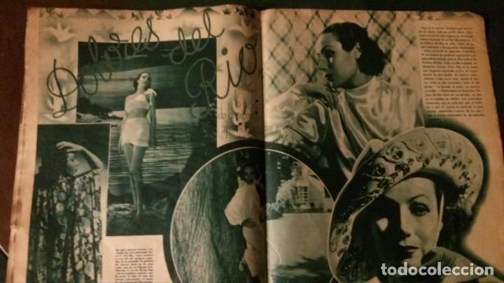 Cine: REVISTA CINEGRAMAS Nº 34-1935-MADELEINE CARROLL-DOLORES DEL RIO - Foto 10 - 134440910
