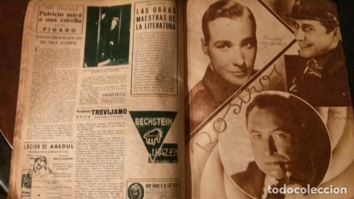 Cine: REVISTA CINEGRAMAS Nº 34-1935-MADELEINE CARROLL-DOLORES DEL RIO - Foto 14 - 134440910