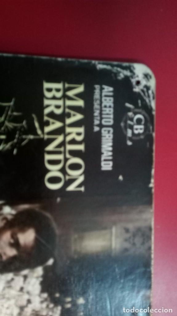 Cine: Queimada con Marlon Brando/ Cartela 39x29 - Foto 2 - 134790134