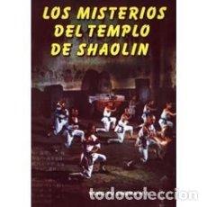 Cine: LOS MISTERIOS DEL TEMPLO SHAOLIN . KUNG FU CINEMA . GERMAN MONZO. Lote 134865490