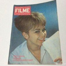 Cine: PELÍCULA, REVISTA MENSUAL DE CINE, JULHO DE 1963, N.º 52. MUY ESCASSO. Lote 134896402