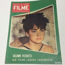 Cine: PELÍCULA, REVISTA MENSUAL DE CINE, MARÇO DE 1964, N.º 60. MUY ESCASSO. Lote 134896818