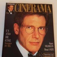 Cinéma: REVISTA CINERAMA Nº43 ENERO 1996 - HARRISON FORD. Lote 135238830