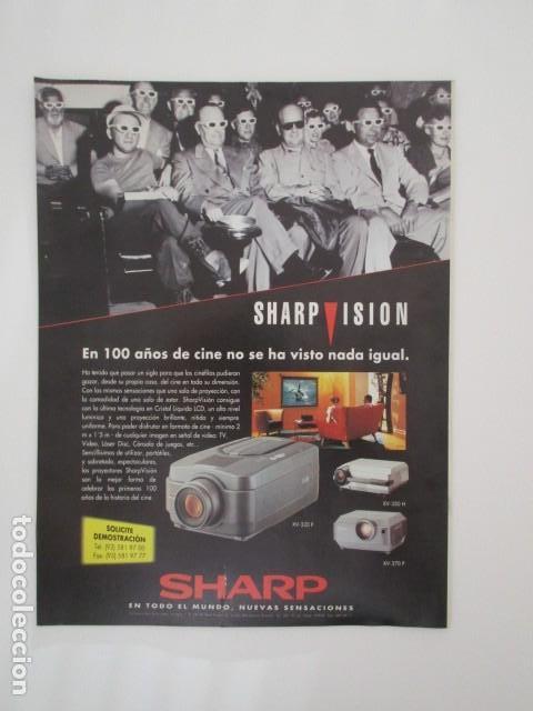 Cine: LOTE 3 SUPLEMENTOS DEL LIBRO DE ORO DE LOS 50 AÑOS DE CINE, VER FOTOS - Foto 9 - 135279506