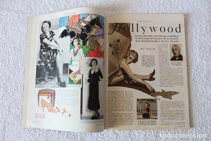 Cine: REVISTA CINE MUNDIAL. VOL XVI Nº 9 SEPTIEMBRE 1931 - PORTADA: ANN HARDING - Foto 3 - 152132616