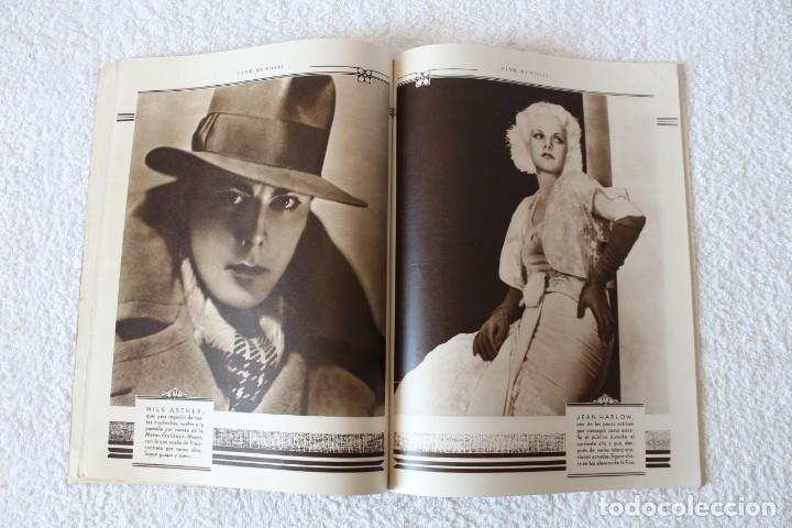 Cine: REVISTA CINE MUNDIAL. VOL XVI Nº 9 SEPTIEMBRE 1931 - PORTADA: ANN HARDING - Foto 4 - 152132616
