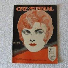 Cine: REVISTA CINE MUNDIAL. VOL XI Nº 10 OCTUBRE 1926 - PORTADA: ALICE TERRY. Lote 135333290