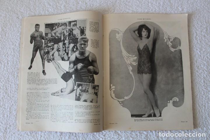 Cine: REVISTA CINE MUNDIAL. VOL XI Nº 10 OCTUBRE 1926 - PORTADA: ALICE TERRY - Foto 4 - 135333290