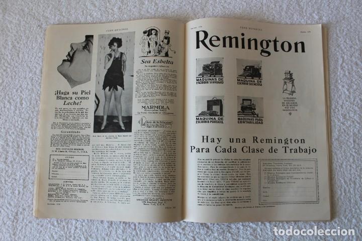 Cine: REVISTA CINE MUNDIAL. VOL XI Nº 10 OCTUBRE 1926 - PORTADA: ALICE TERRY - Foto 6 - 135333290