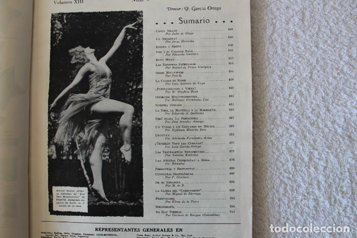 Cine: REVISTA CINE MUNDIAL. VOL XIII Nº 8 AGOSTO 1928 - PORTADA: MARY ASTOR y EDMUND LOWE - Foto 2 - 135335614