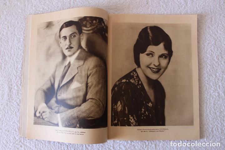 Cine: REVISTA CINE MUNDIAL. VOL XIII Nº 10 OCTUBRE 1928 - PORTADA: CLARA BOW - Foto 3 - 152132713