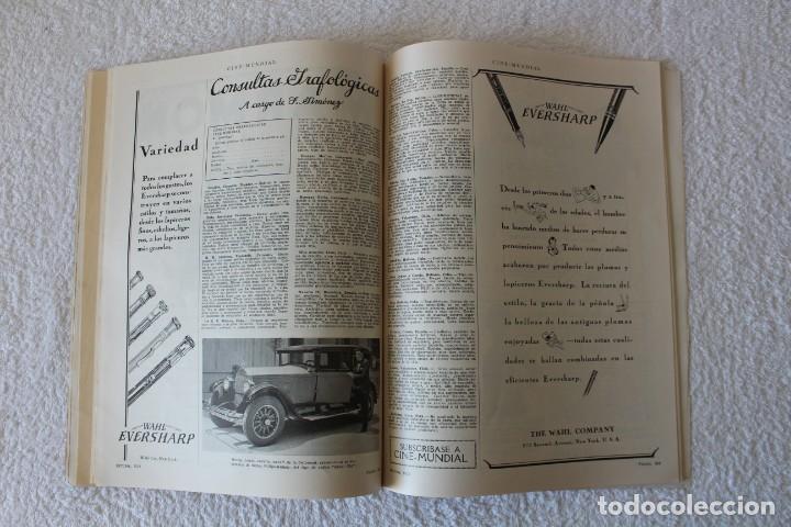 Cine: REVISTA CINE MUNDIAL. VOL XIII Nº 10 OCTUBRE 1928 - PORTADA: CLARA BOW - Foto 4 - 152132713