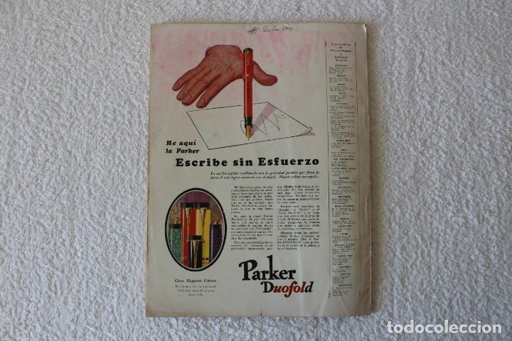 Cine: REVISTA CINE MUNDIAL. VOL XIII Nº 10 OCTUBRE 1928 - PORTADA: CLARA BOW - Foto 5 - 152132713
