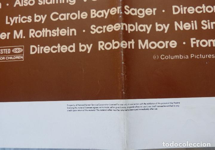 Cine: Poster de la película Chapter Two, Original, Doblado, 1979, 27 x 41, James Caan - Foto 5 - 135352702
