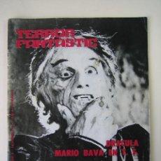 Cine: TERROR FANTASTIC (1971, PEDRO YOLDI) 3 · XII-1971 · TERROR FANTASTIC. Lote 135381310