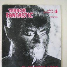 Cine: TERROR FANTASTIC (1971, PEDRO YOLDI) 4 · I-1972 · TERROR FANTASTIC. Lote 135381534